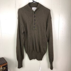 1930s - 1940s Rudolph Wool Military sweater 42/44